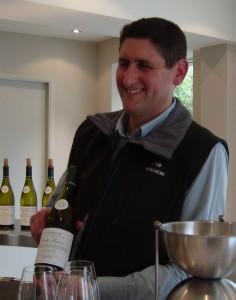 Didier Segueur, winemaker