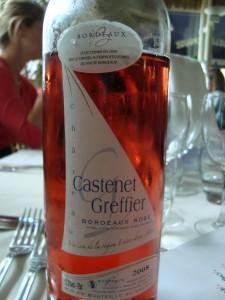 Bordeaux rose for a change!