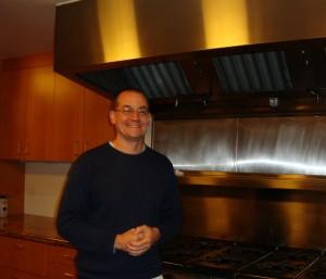 Cakebread Culinary Director Brian Streeter
