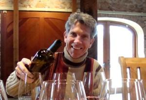 Ehlers Estate Winemaker and General Manager Kevin Morrisey