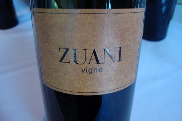 Zuani Vigne, a classic Collio white blend