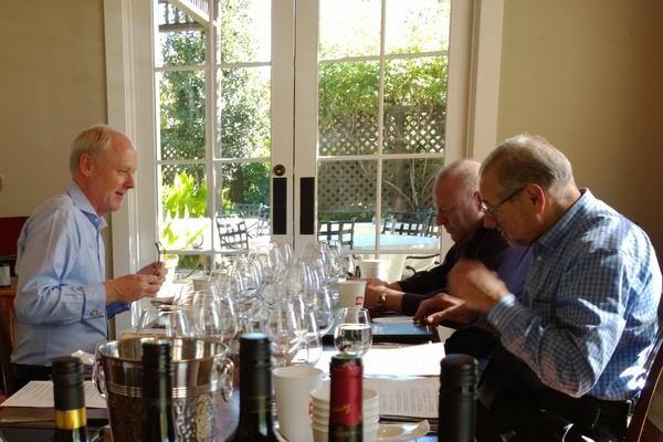 Paul Lapsley, Chief Winemaker of Accolade Wines portfolio